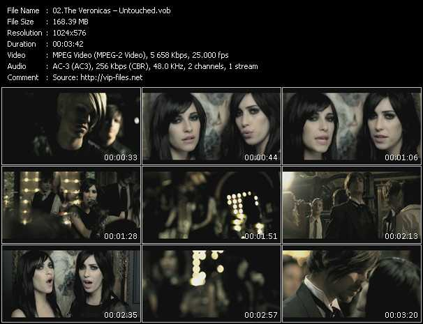 Bulldog press ~ the veronicas untouched (2018) flac music lossless.