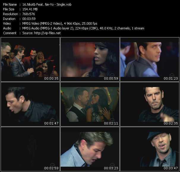 Music Video Of Ne Yo When You Re Mad Download Hq Videoclip Vob