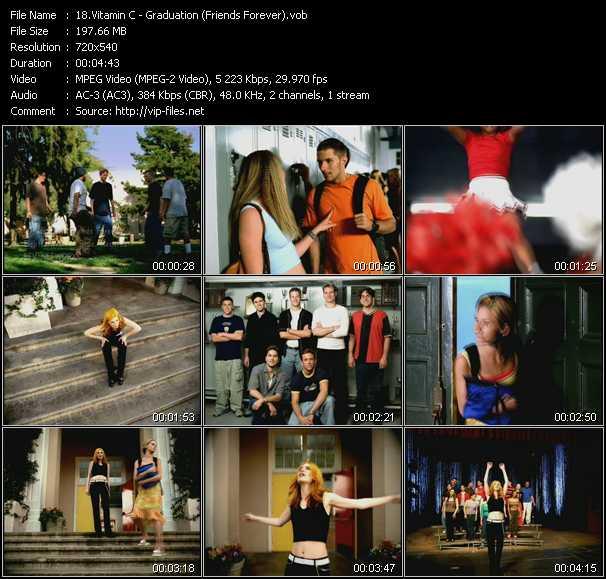Ammcobus || Lagu graduation vitamin c mp3
