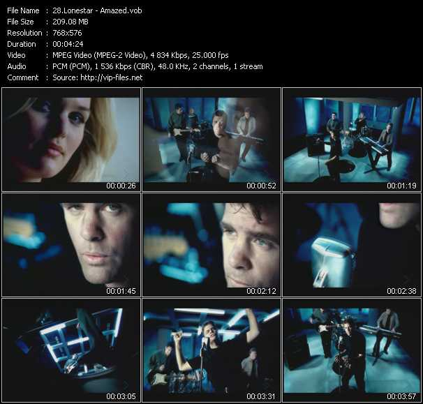 Music Video of Lonestar - I\'m Already There - Download HQ Videoclip ...