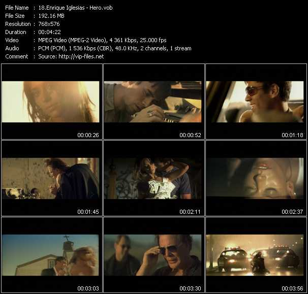 Video Song - Hero - download in High Quality