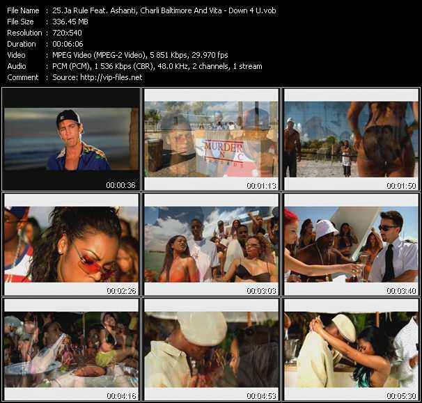 Tubget download video: ja-rule-down-4-u-feat. -charli-baltimore-vita.