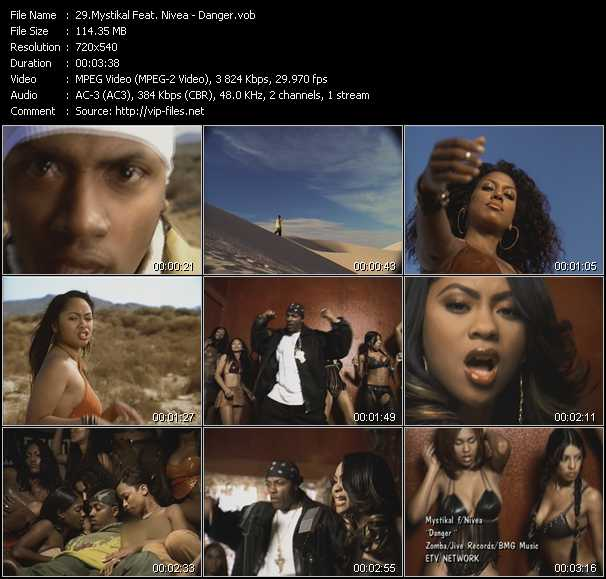 Mystikal Music Videos and Video Clips feat  Mystikal(total