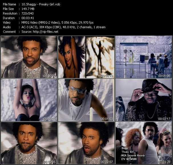 Music Video of Shaggy - Church Heathen - Download HQ