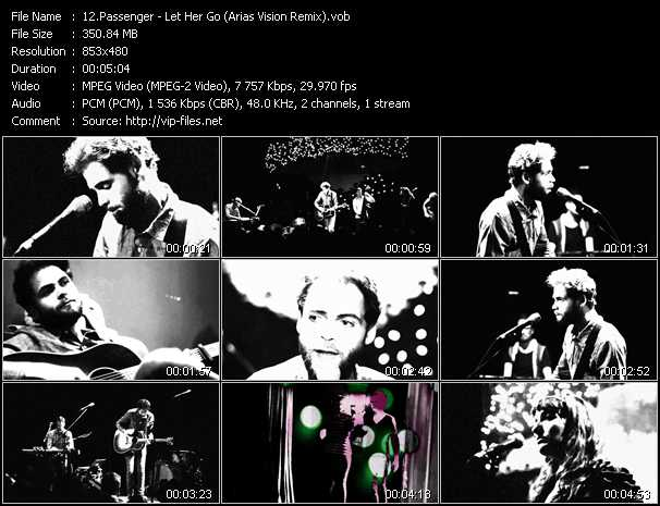 Music Video Of Passenger In Reverse Download Hq Videoclip Vob