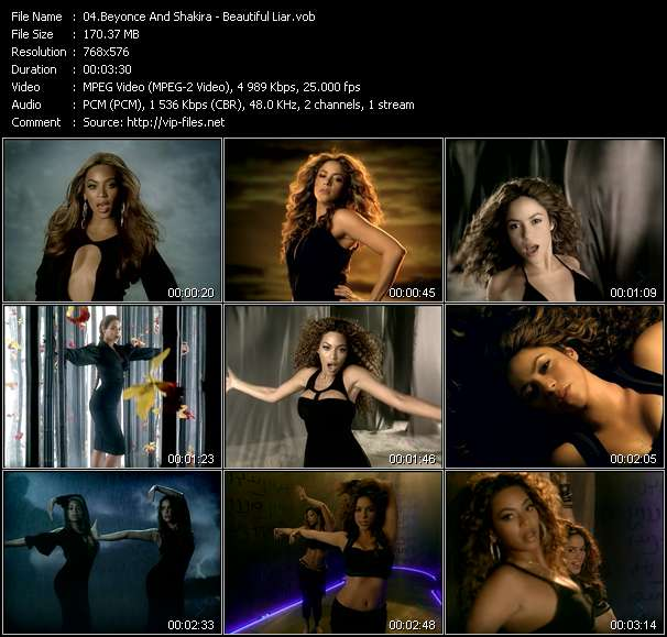 Shakira Music Videos And Video Clips Feat. Shakira(total