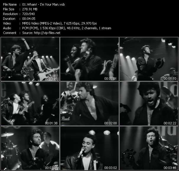 I am your man song download