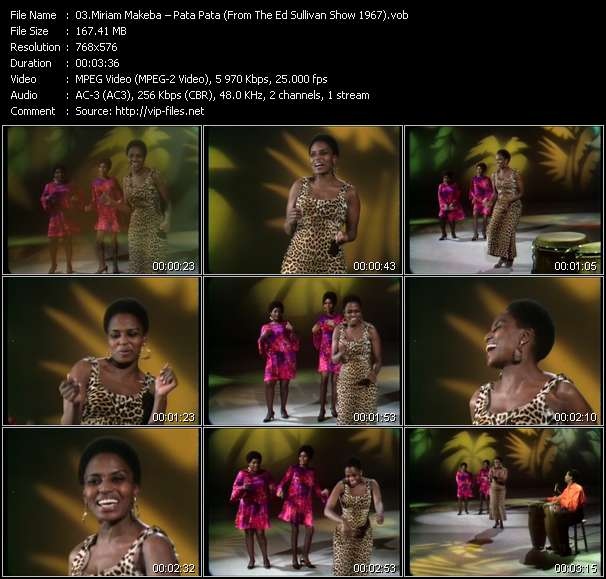 Video Song - Pata Pata - download in High Quality