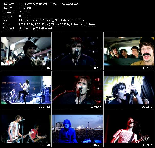 all american rejects album download