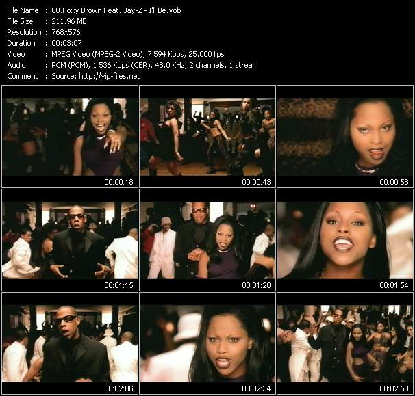 Music Video Of Foxy Brown Get Me Home Download Hq