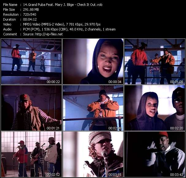 Mary J Blige Music Videos And Video Clips Feat Mary J Blige Total 190 Download Hq Vob Videos In Original Dvd Video Quality