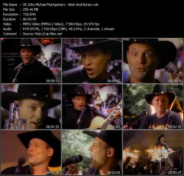 Music Video of John Michael Montgomery - I Love The Way You Love Me