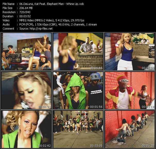 download music kat deluna whine up