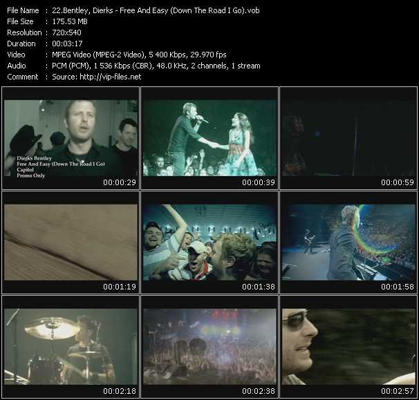 Dierks Bentley Music Videos And Video Clips Feat Dierks