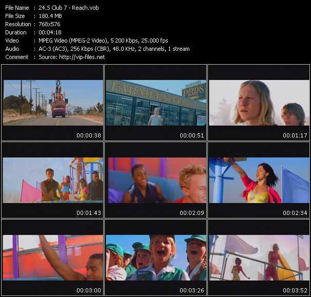 Covers. Box. Sk::: s club 7 7 high quality dvd / blueray / movie.