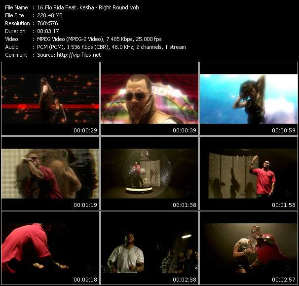 Video Song Right Round Download In High Quality