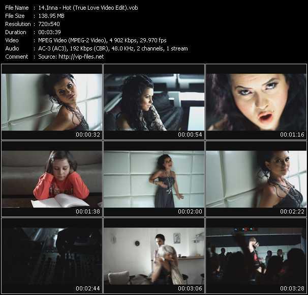 Inna Hot Video