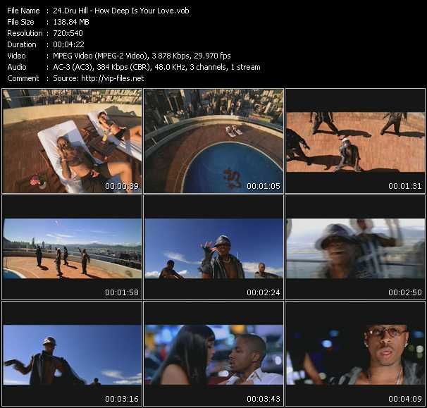 Music Video Feat Dru Hill It S All About Me Download Hq Videoclip Vob