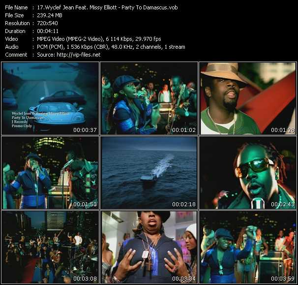 Wyclef Jean Music Videos And Video Clips Feat. Wyclef Jean