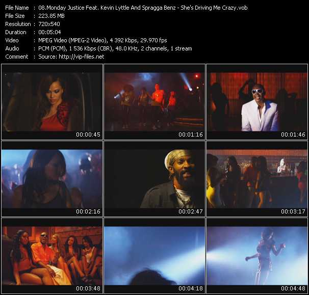Music Video of Kevin Lyttle - Turn Me On (Ultimix
