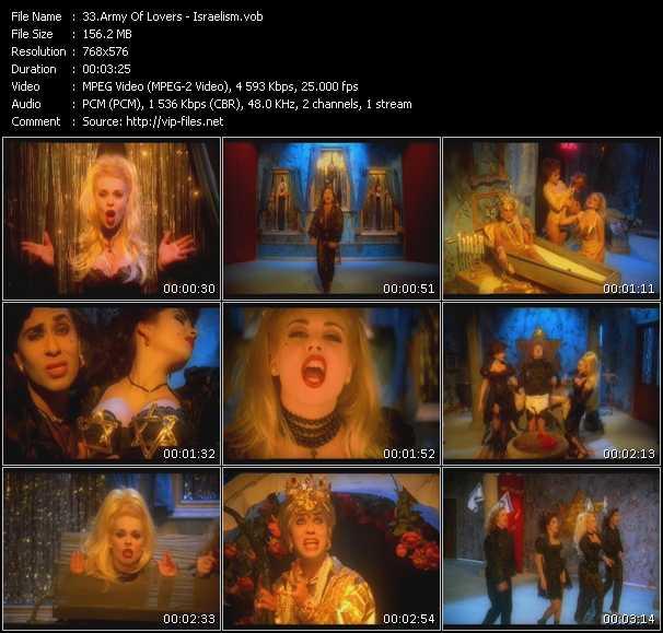 Скачать песни Army of lovers в MP3 бесплатно  музыкальная
