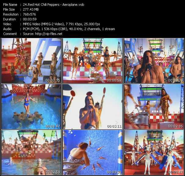 Video Song - Aeroplane - download in High Quality