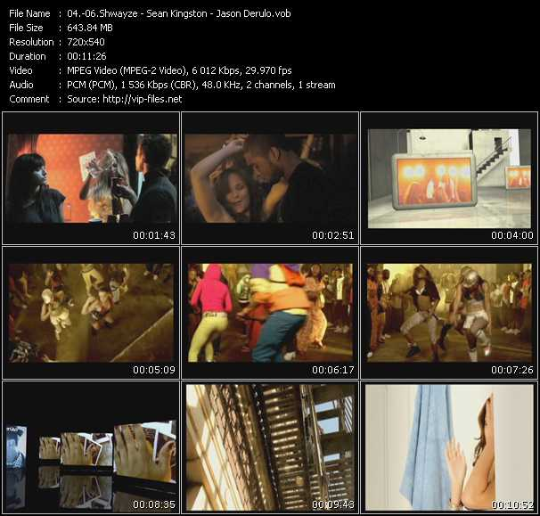 Dance Mix Video April 2010 - Collection of HQ-VOB Music