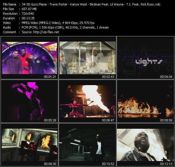 Music Video feat  Kid Cudi - Cudi The Kid - Download HQ Videoclip(VOB)