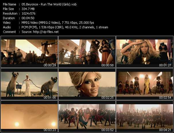 Video Song - Run The World - download in High Quality