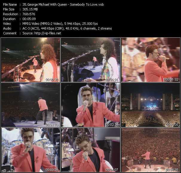 George Michael  Twenty Five - Collection of HQ-VOB Music