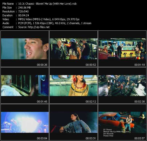 Jc Chasez Music Videos And Video Clips Feat. Jc Chasez