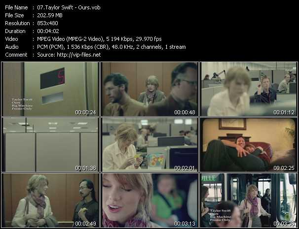 download taylor swift music videos