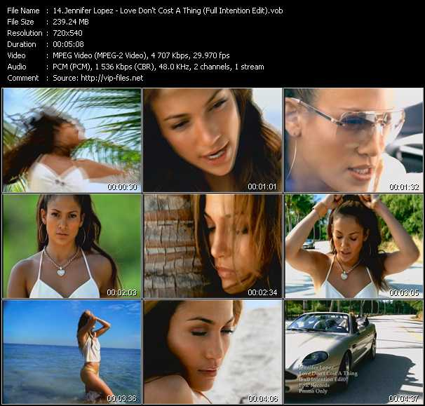 jlo love dont cost a thing download