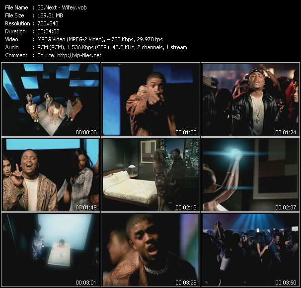 Wifey video clips