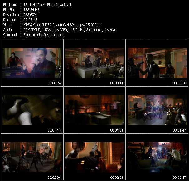 Linkin park bleed it out (madison square garden 2011) hd youtube.