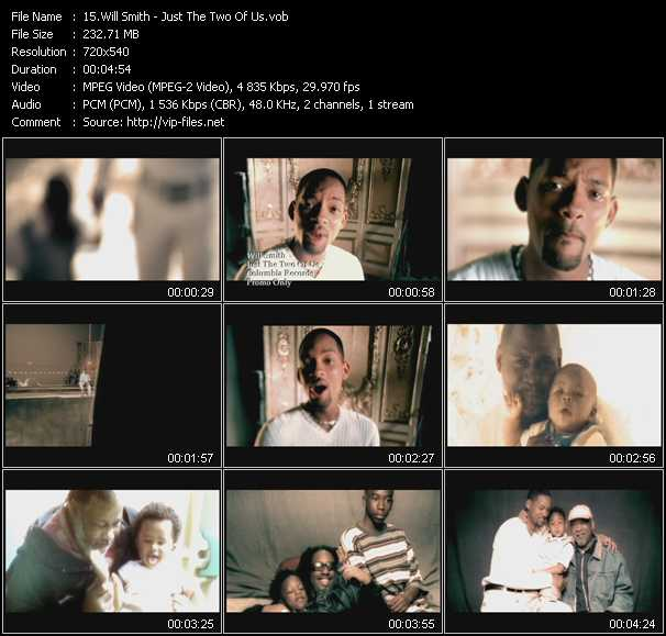 Video Song - Just The Two Of Us - download in High Quality